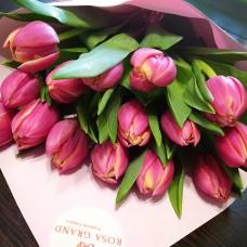 Букет голландских тюльпанов Ду Коламбус