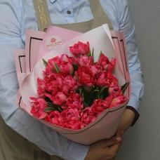Букет голландских тюльпанов Флеш Поинт
