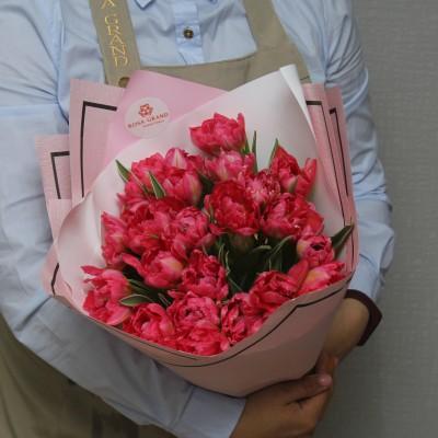 Букет голландских тюльпанов